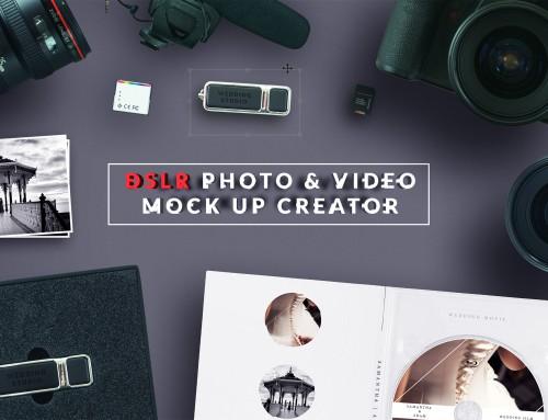 DSRL Mockup Creator