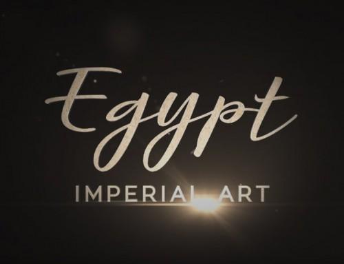 Film produktowy Egypt – prezentacja monety z serii Imperial Art