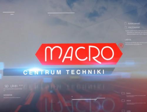 Film promocyjny Centrum Techniki MACRO sp. z o.o.
