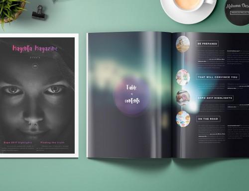 Magenta – magazyn